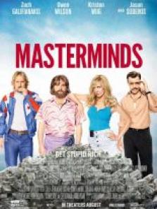 Aptallar Çetesi – Masterminds full izle 2016