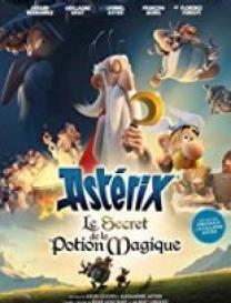 Asteriks Sihirli İksirin Sırrı film izle