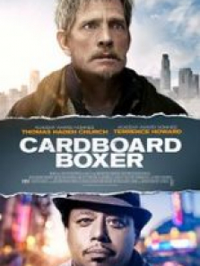 Cardboard Boxer full film izle