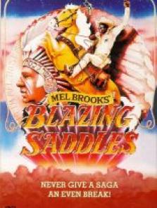 Gümüş Eyerler – Blazing Saddles full izle