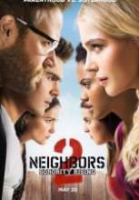 Kötü Komşular 2 filmi izle 2016