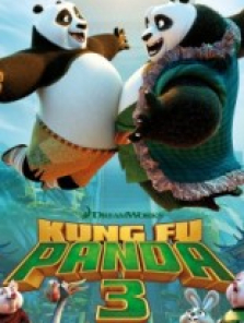 Kung Fu Panda 3 full izle