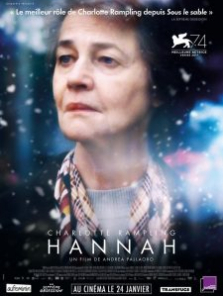 Hannah 2017 Full Hd izle