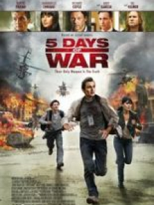 Savaşın 5 Günü full hd izle