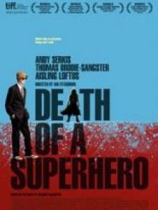 Süper Kahramanın Ölümü full hd izle